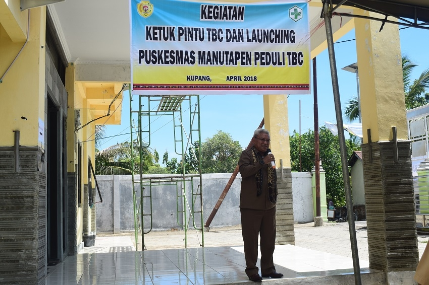 launching peduli TBC